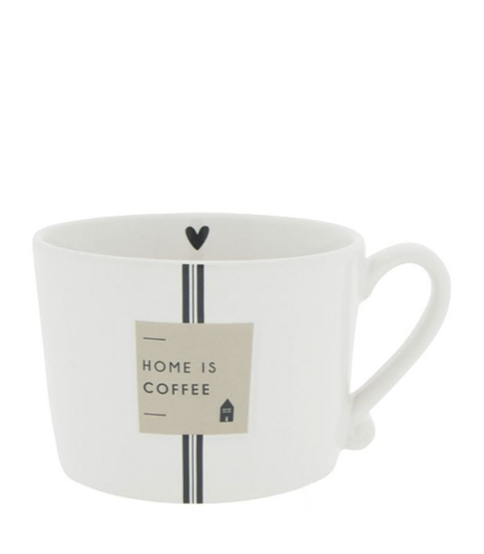 Bastion Collections - Tasse Home ist Coffee